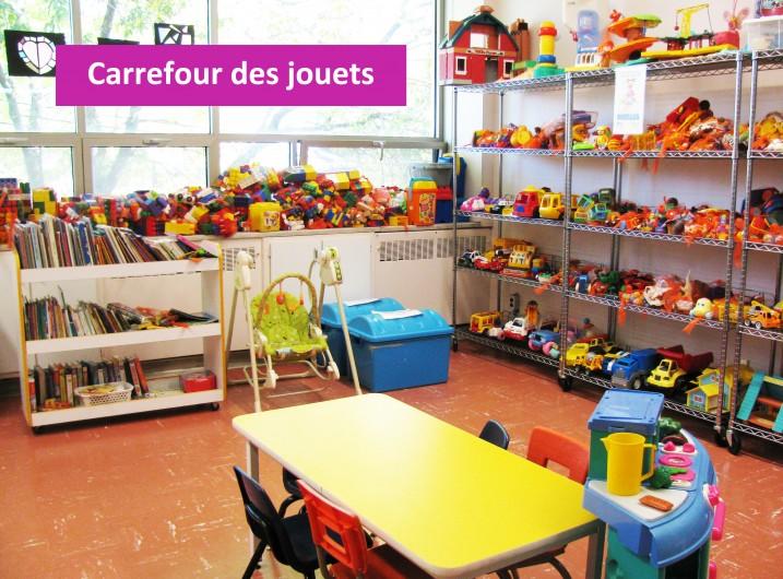 Carrefour des jouets 1